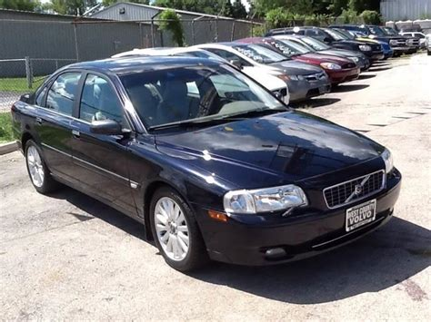 security system 2006 volvo s80 seat position control 2006 volvo s80 for sale carsforsale com