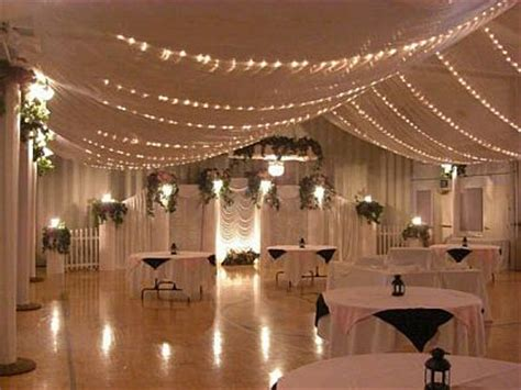 diy wedding reception ceiling decorations muyameno decoraci 243 n de bodas techos interiores 1