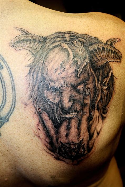demon skull tattoos tattoos designs ideas and meaning tattoos for you
