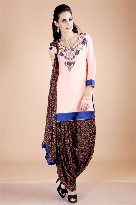 in suite designs patiala salwar kameez dresses in different neck designs