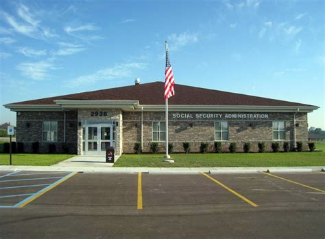 Illinois Social Security Office by West Branch Mi Social Security Offices