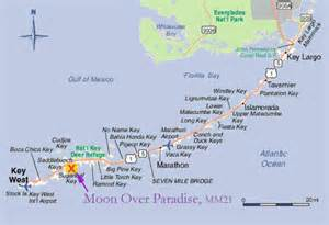 Florida Keys Map by Map Of The Keys Florida Map Holiday Travel