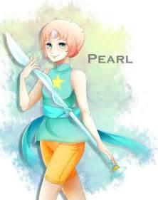 Steven universe pearl by delucat on deviantart