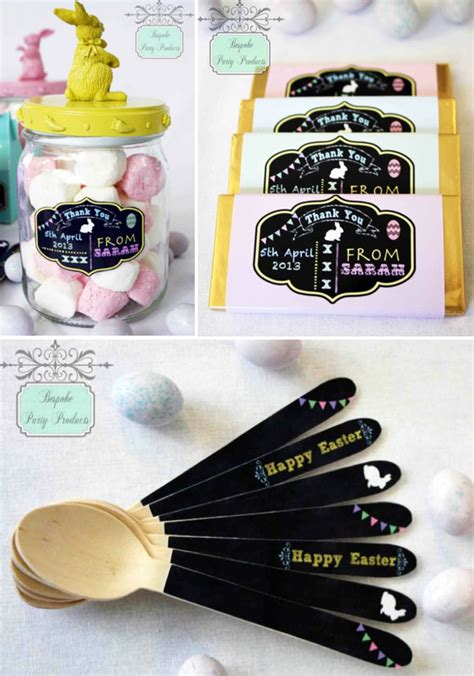 Party Giveaway Ideas - kara s party ideas 100 giveaway from bespoke party products chalkboard easter party