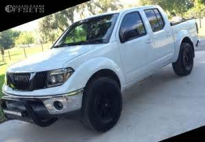 Nissan Frontier Leveling Kit Wheel Offset 2006 Nissan Frontier Slightly Aggressive