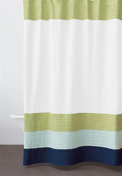 dkny color block shower curtain dkny color block fabric shower curtain ebay