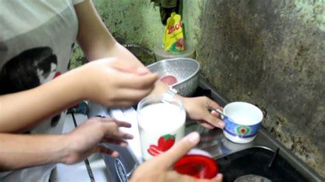 Membuat Yoghurt Youtube | cara membuat yoghurt sederhana youtube