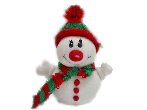 china plush christmas toy snowman china plush baby toy