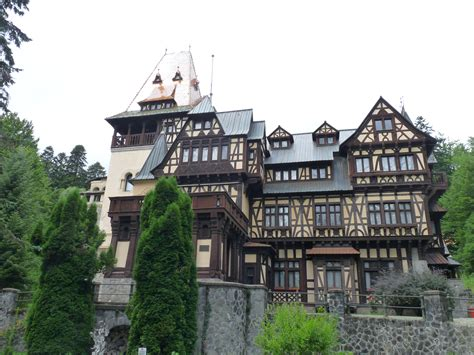 Peles Castle ? Sinaia, Romania   Nicole Basaraba's Uni