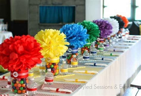 60 rainbow birthday ideas pink lover