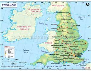 Places To Buy Wall Decor Buy England Map From Online Map Store