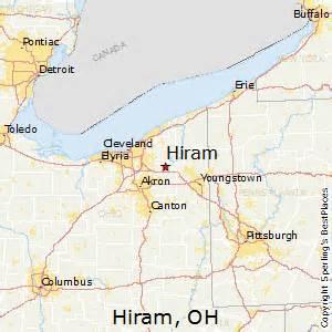best places to live in hiram ohio