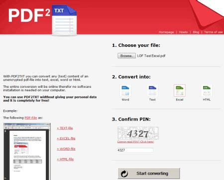 best free pdf to excel 16 best free pdf to excel converters