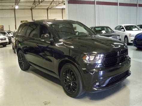 2016 Dodge Durango V8 by 2016 Dodge Durango R T Awd V8