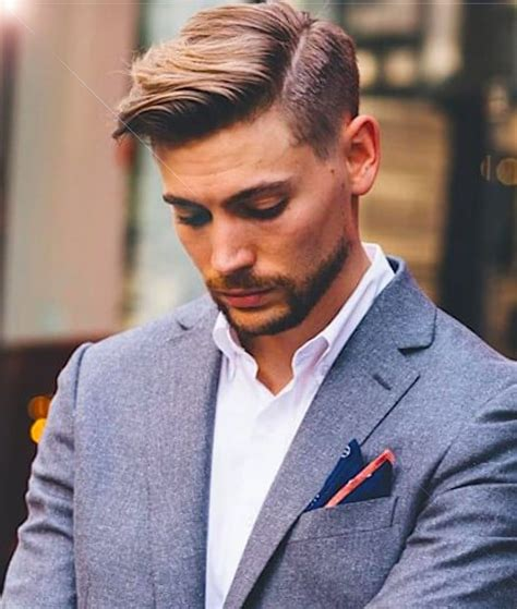 men s side parted hairstyles 2016 men s hairstyles and top short men s hairstyles of 2016 hairstyles spot