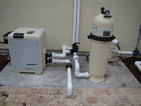 Heater Plumbing Everything 4 Pools And Solar We Really Do Everything For