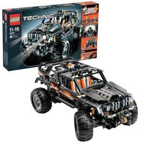 seit wann gibt es lego technic wo gibt es eine anleitung f 252 r den lego technik jeep 8297