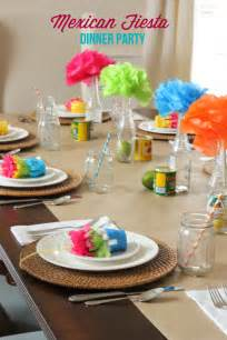 Mexican Themed Dinner Party - dinner party ideas mexican themed menu ideas mirabelle creations