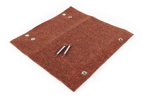 rug wrap camco 42931 wrap around step rug xl 23 quot brown automotive