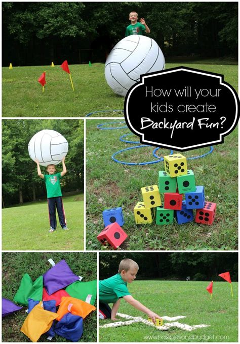how to make your backyard fun what do kids need to create backyard fun hobbies on a