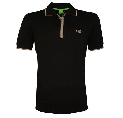 Polo Shirt Black hugo green label black philson polo shirt polo