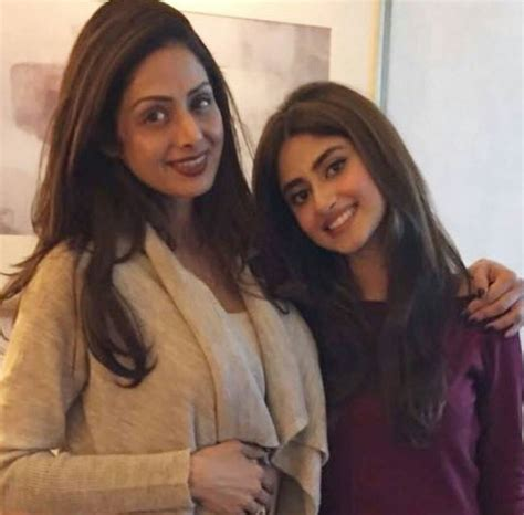 Seri Film Young Mother | sajal ali sridevi are the perfect exle of mother