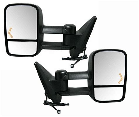 Chevy Tahoe Extendable Towing Mirrors At Monster Auto Parts