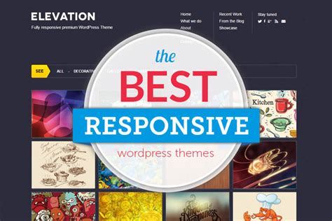 best responsive theme 80 best responsive themes the ultimate list
