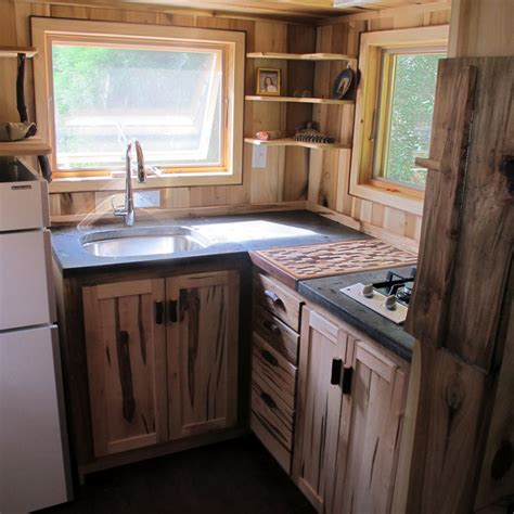 Tiny House Kitchen Ideas by Georgia Tiny House Tiny House Swoon