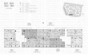 singapore floor plan the interlace singapore condo directory