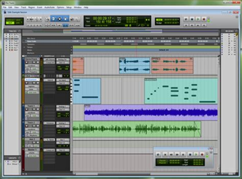 Pro Tools 9 Original Win Osx file protools9screen png