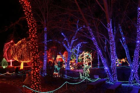 panoramio photo of holiday lights at calm