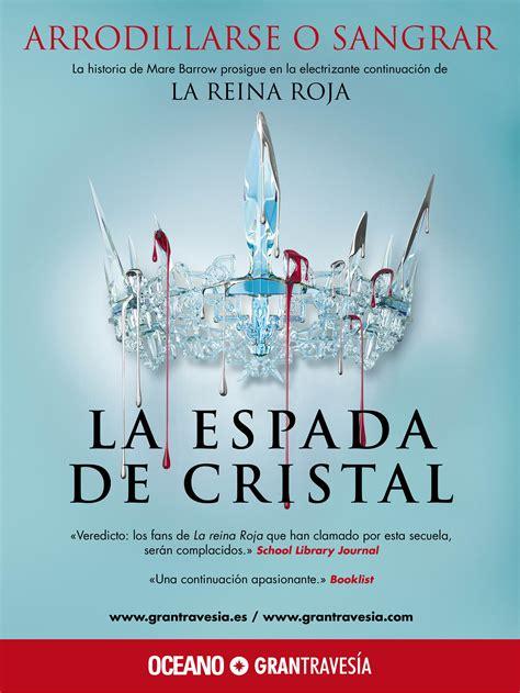 la espada de cristal portada de la espada de cristal blog oficial de gran traves 237 ablog oficial de gran traves 237 a