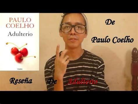 adulterio edition paulo coelho adulterio pdf espanol
