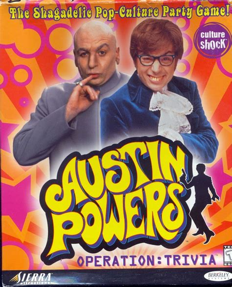 film covers quiz austin powers operation trivia for macintosh 1999