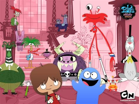 fosters home for imaginary friends i