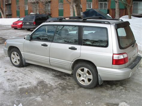 how to work on cars 2001 subaru forester parental controls 2001 subaru forester image 21
