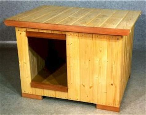 roofing a dog house flat roof dog house cute animal pinterest