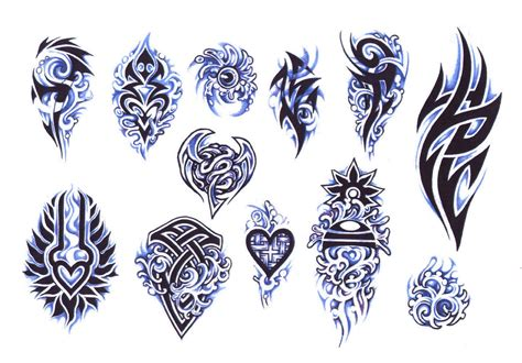 tribal tattoo design img26 171 tribal 171 flash tatto sets