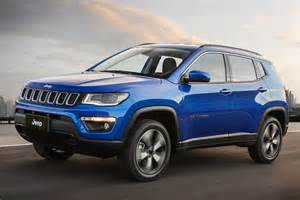 new 2017 jeep compass cruises into la carbuyer