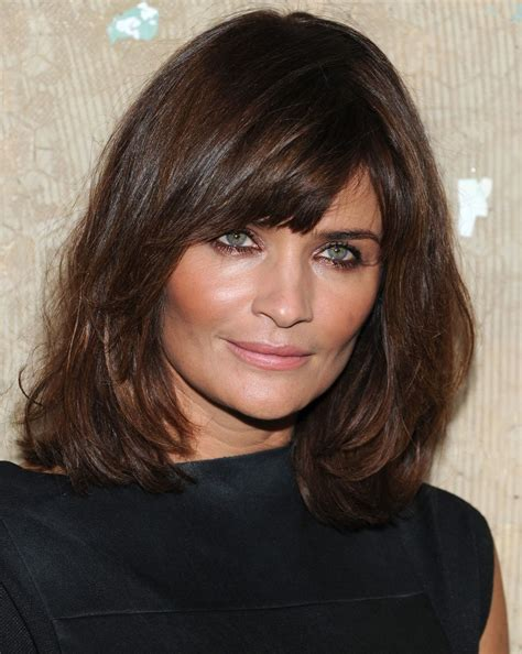 Medium Length Hairstyles For 50 by Mid Length Layered Hairstyles For Oval Hairjos