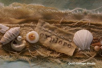 Sea Quill Collagen 109 best mixed media sea images on mixed media