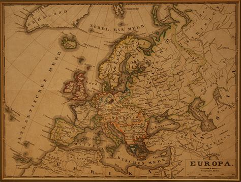 the nineteenth century europe 19th century map of europe flickr photo sharing