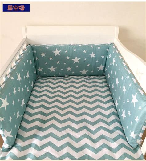 Safe Crib Bedding 1pcs Bumper Crib Bumper Infant Bed Baby Bed Bumper Fashion