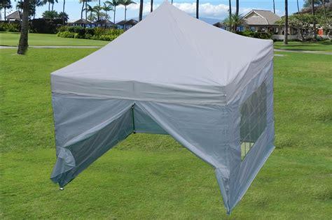 Enclosed Canopy Tent 10 X10 Enclosed Pop Up Canopy Folding Tent Gazebo
