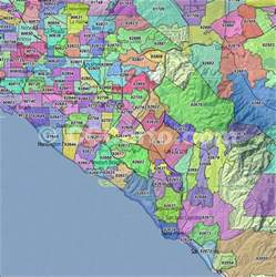 orange county ca zip codes orange zip code boundary map