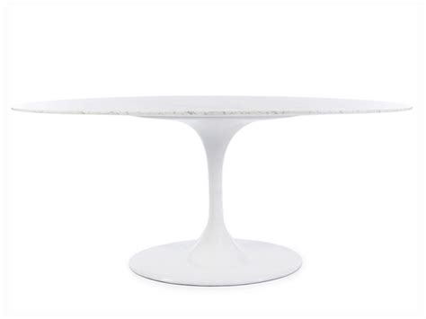 table saarinen prix table ovale tulip saarinen