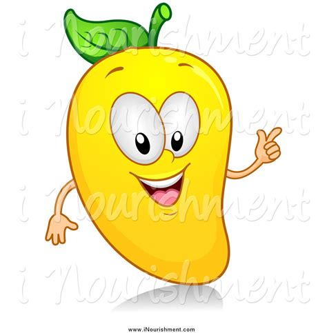 clipart gratis animate mango 3d clipart