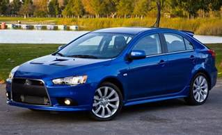 2010 Mitsubishi Lancer Ralliart Sportback Car And Driver