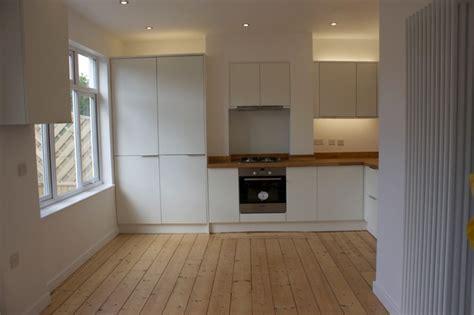 semi modern kitchen refurbishment of 1930s semi modern kitchen other